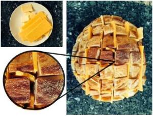 Vorbereitung Käse