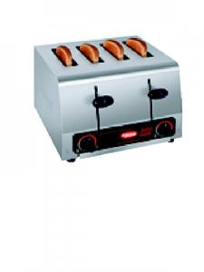 Hatco 4-Scheiben Pop-up-Toaster TPT-230-4