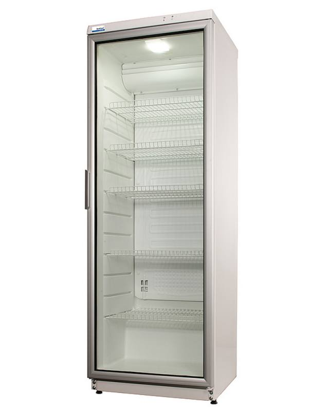 Nordcap Glastürkühlschränke für die Gastronomie