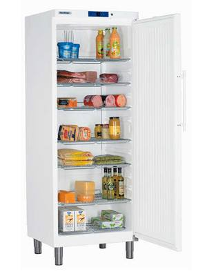 Nordcap Kühlschrank GKv 6410 W (Auslaufmodell)